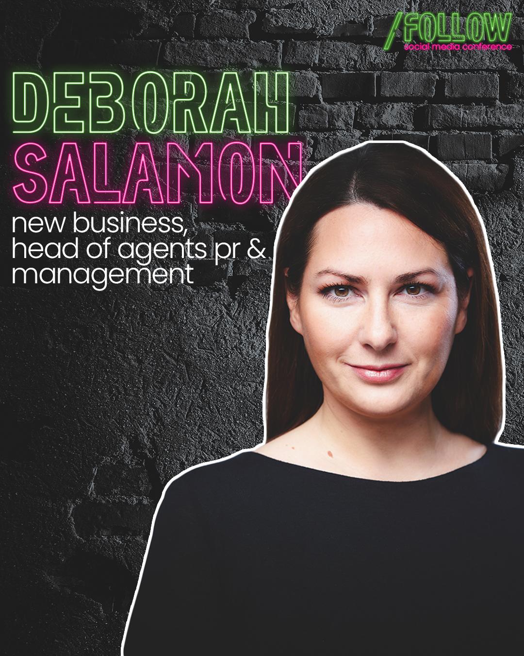 Deborah Salamon